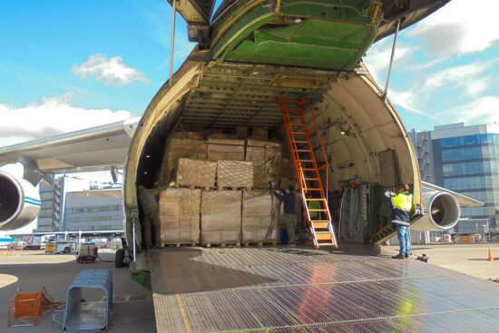 Что вы могли не знать о международных авиаперевозках грузов